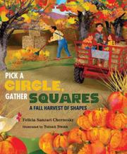 PICK A CIRCLE, GATHER SQUARES by Felicia Sanzari Chernesky