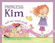 Book Cover for PRINCESS KIM AND TOO MUCH TRUTH