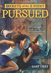 PURSUED by Gary Urey