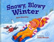 Book Cover for SNOWY, BLOWY WINTER