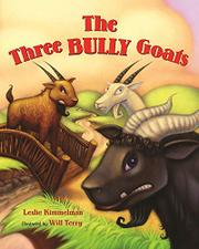 Book Cover for THE THREE BULLY GOATS