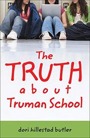 Book Cover for THE TRUTH ABOUT TRUMAN SCHOOL