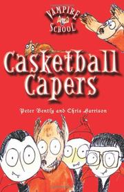 Book Cover for CASKETBALL CAPERS