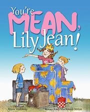Cover art for YOU'RE MEAN, LILY JEAN!