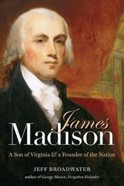 Book Cover for JAMES MADISON