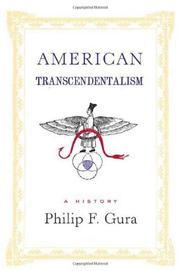 Book Cover for AMERICAN TRANSCENDENTALISM