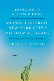 BRINGING IT ALL BACK HOME by Philip F. Napoli