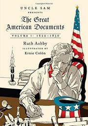 THE GREAT AMERICAN DOCUMENTS by Ruth Ashby