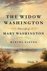 THE WIDOW WASHINGTON by Martha Saxton