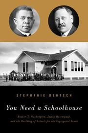 Book Cover for YOU NEED A SCHOOLHOUSE