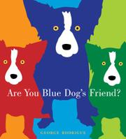 Cover art for ARE YOU BLUE DOG'S FRIEND?
