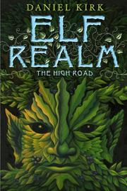 Book Cover for ELF REALM: THE HIGH ROAD