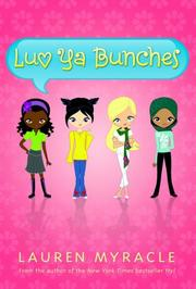 Book Cover for LUV YA BUNCHES