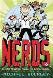 Cover art for NERDS