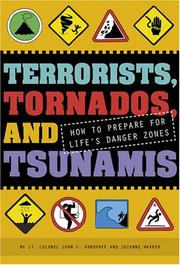 Cover art for TERRORISTS, TORNADOS, AND TSUNAMIS