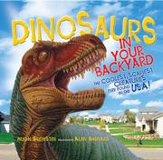 DINOSAURS IN YOUR BACKYARD by Hugh Brewster