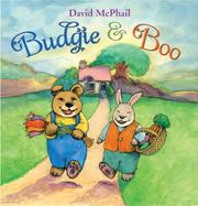BUDGIE & BOO by David McPhail
