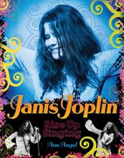 Cover art for JANIS JOPLIN