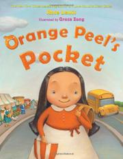 Cover art for ORANGE PEEL'S POCKET