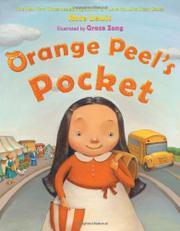 ORANGE PEEL'S POCKET by Rose Lewis