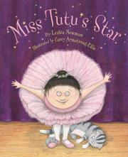 Book Cover for MISS TUTU'S STAR