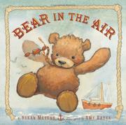 Cover art for BEAR IN THE AIR