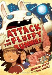 Book Cover for ATTACK OF THE FLUFFY BUNNIES