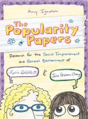 Book Cover for THE POPULARITY PAPERS