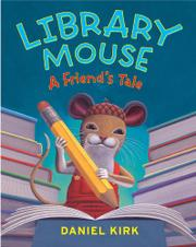 Book Cover for LIBRARY MOUSE