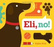 Cover art for ELI, NO!