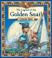 Cover art for THE LEGEND OF THE GOLDEN SNAIL