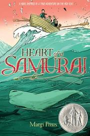 HEART OF A SAMURAI by Margi Preus
