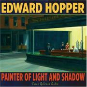 Book Cover for EDWARD HOPPER