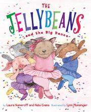 Book Cover for THE JELLYBEANS AND THE BIG DANCE