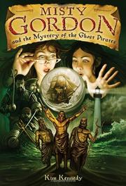 Cover art for MISTY GORDON AND THE MYSTERY OF THE GHOST PIRATES