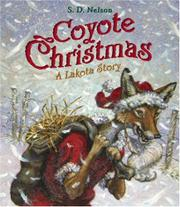 Book Cover for COYOTE CHRISTMAS
