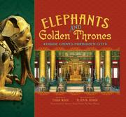 ELEPHANTS AND GOLDEN THRONES by Trish Marx