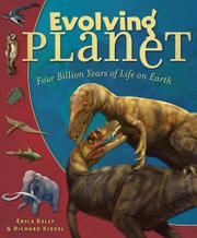 Cover art for EVOLVING PLANET