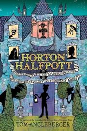 Book Cover for HORTON HALFPOTT