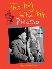Cover art for THE BOY WHO BIT PICASSO