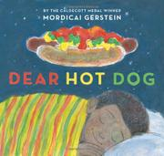 Book Cover for DEAR HOT DOG