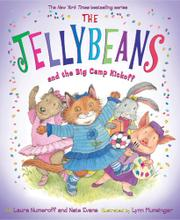 Cover art for THE JELLYBEANS AND THE BIG CAMP KICKOFF