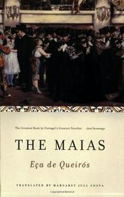 Book Cover for THE MAIAS
