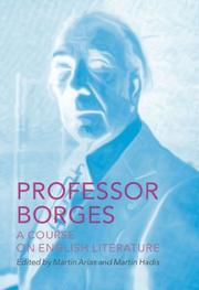 PROFESSOR BORGES by Jorge Luis Borges