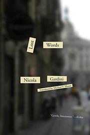LOST WORDS by Nicola Gardini