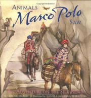 ANIMALS MARCO POLO SAW by Sandra Markle