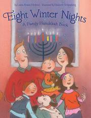 EIGHT WINTER NIGHTS by Laura Krauss Melmed