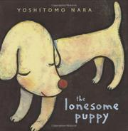 Cover art for THE LONESOME PUPPY