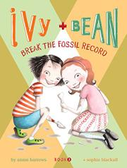 Cover art for IVY AND BEAN BREAK THE FOSSIL RECORD