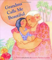 Book Cover for GRANDMA CALLS ME BEAUTIFUL